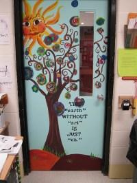 The gallery for --> Art Classroom Door Decorations