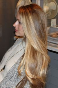 Gorgeous multi-tonal medium blonde | Color and Highlights ...