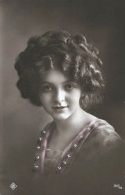 1910s hair #vintage portraits