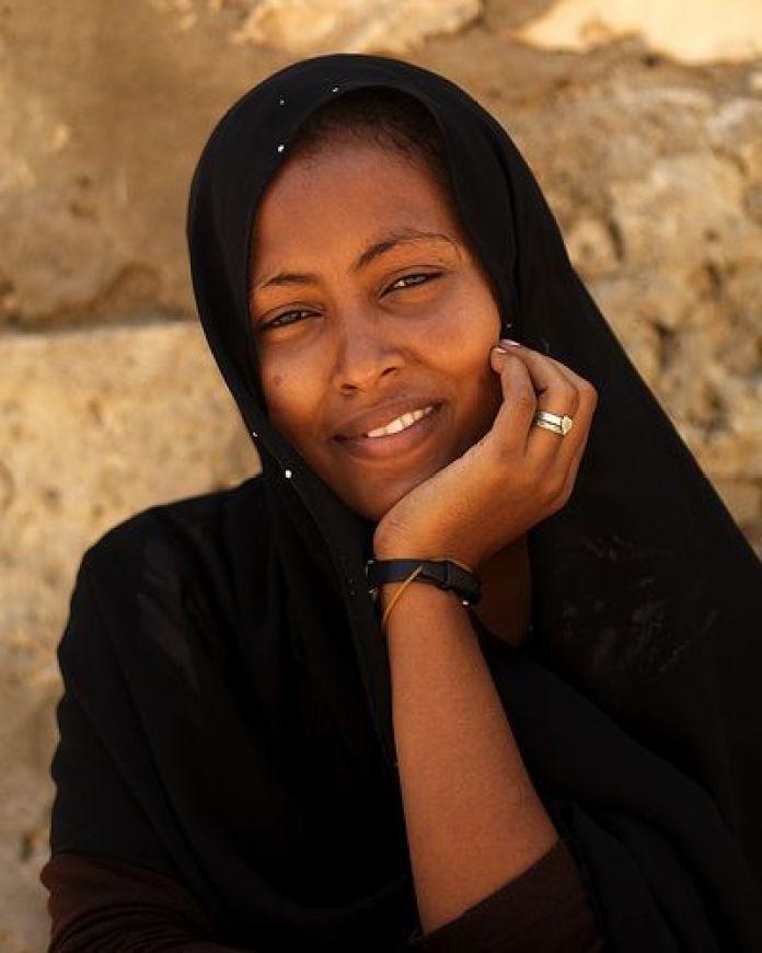 Somali Woman (Africa)