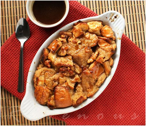 bread pudding with kahlua sauce recipes pinterest