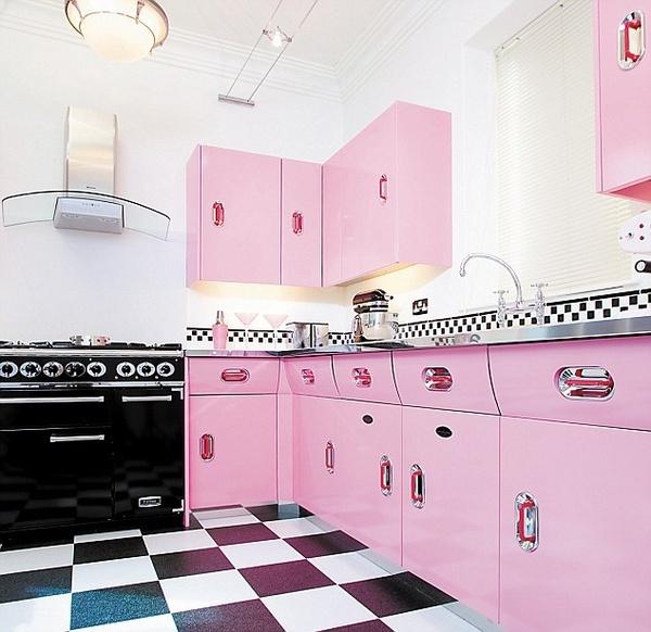 50s style kitchen  Style  Pinterest