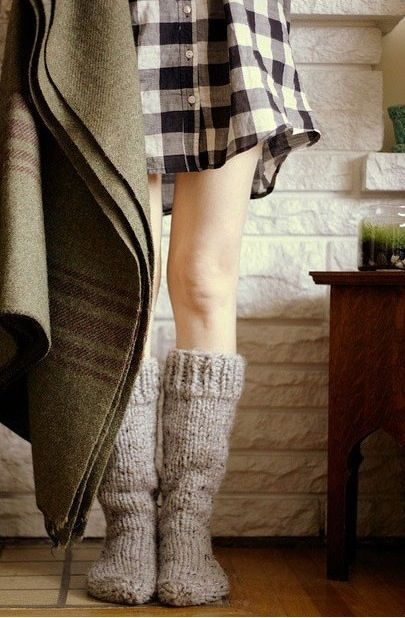 Dress cozy and stay under a thick blanket while watching a good movie.