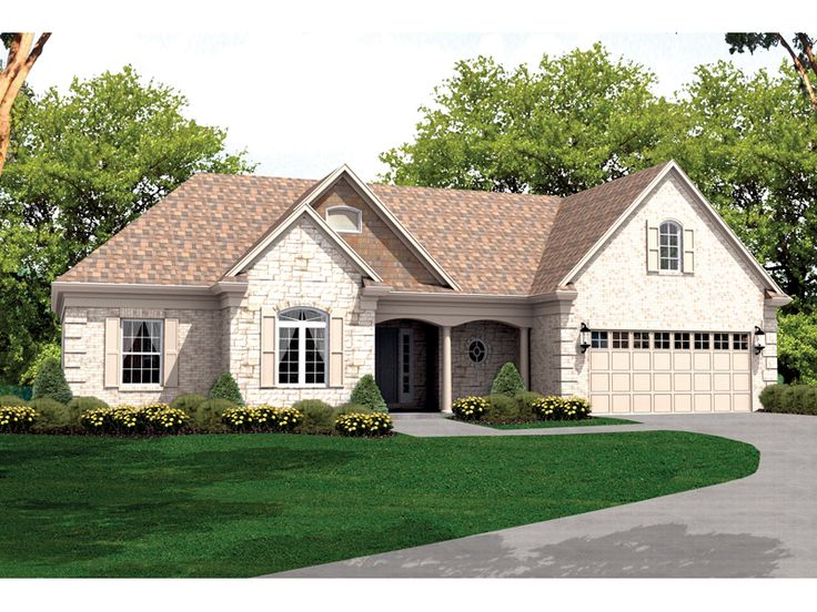 Awesome 21 Images French Country Ranch House Plans  Home Plans  Blueprints  51762