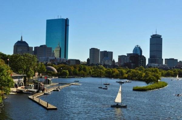 A view of Boston Beautiful Boston Pinterest