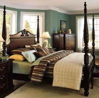 British Colonial/ West Indies Bedroom | British Colonial ...