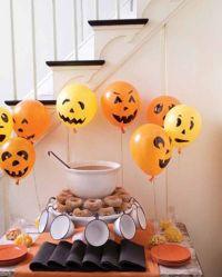 halloween balloons decorations   Balloons!   Pinterest