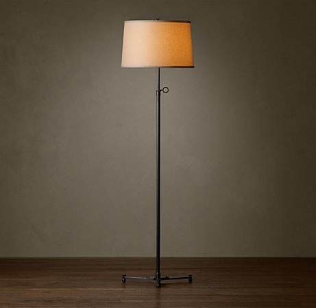 restoration hardware floor lamp