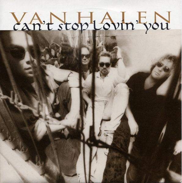 Can T Stop Loving You Van Halen