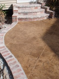 Nu-Crete Designs: Stained and Scored Concrete | For the ...