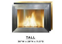 ventless fireplace - alcohol gel insert | someday house ...