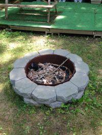 Fire Pit | Crafts | Pinterest