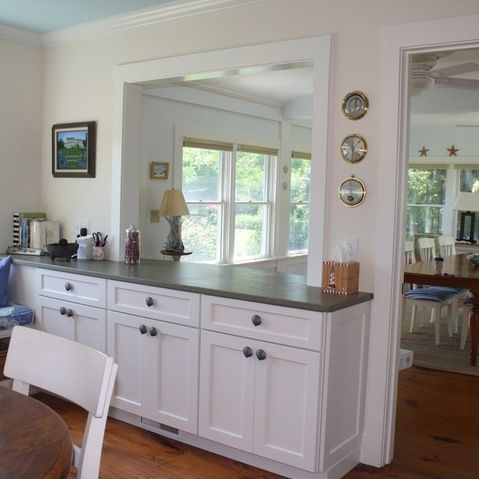 Kitchen Pass Through Design Ideas,  All Things Cottage