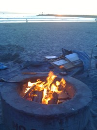 fire rings Oceanside harbor beach   Fire pits and fire ...