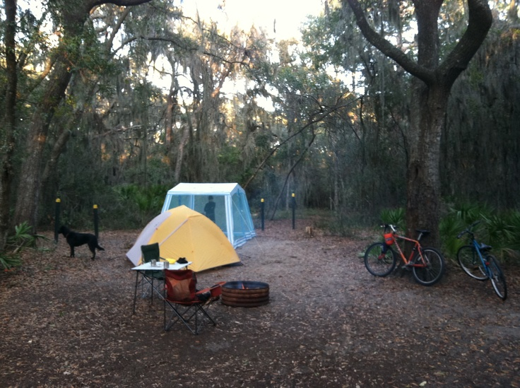 Jekyll Island Campgrounds Are A Beautiful Place To Stay