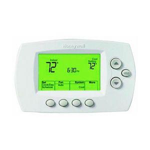honeywell thermostat wiring diagram rth2510 lighted rocker switch 120v rth2510b rth221b ~ elsavadorla