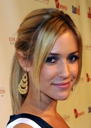 ponytail hairstyles with straight