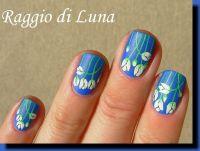 spring tulip nail art   Nail Art   Pinterest