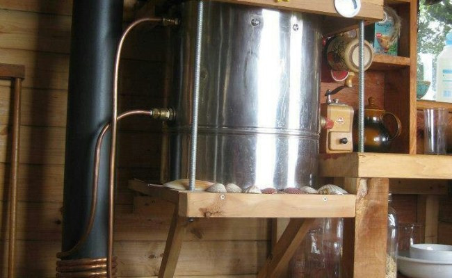 Heating Water Off The Grid Tiny House Ideas Pinterest