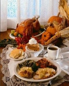 Thanksgiving Dinner Coupon Round Up