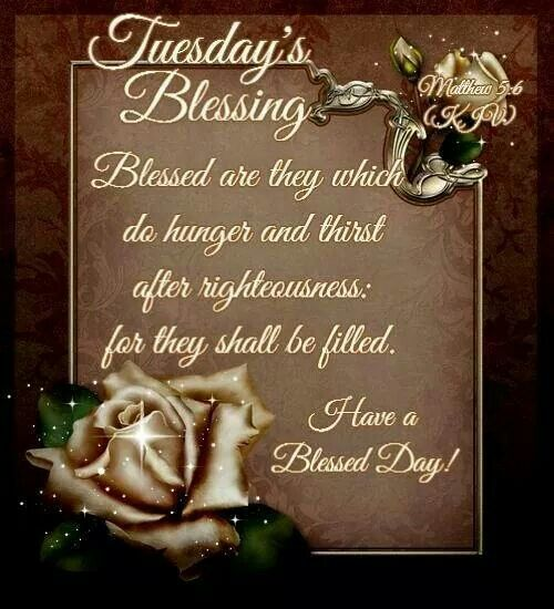 Blessed Happy Quotes Tuesday Inspirational