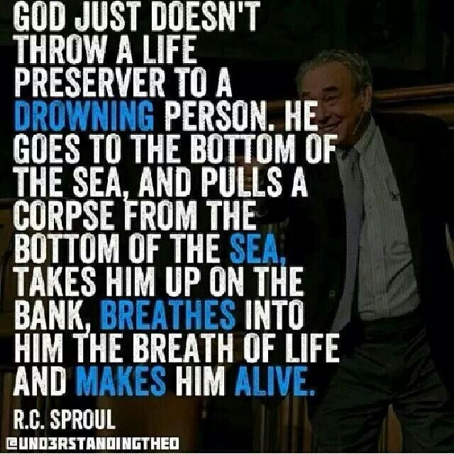 Rc Sproul Quotes