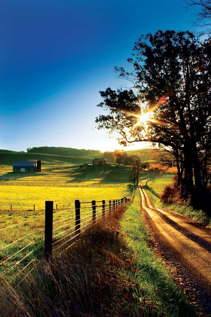Beautiful Country View  Country Loving  Pinterest