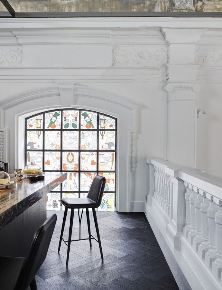 Restaurant 'The Jane' Antwerp / Piet Boon