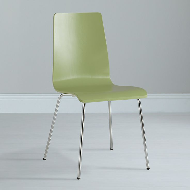 Lime green dining chair  Dining Room  Pinterest
