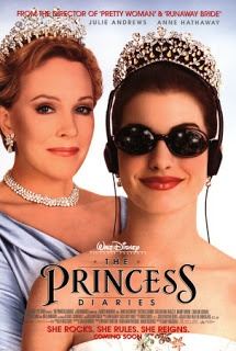 The original Princess Diaries....