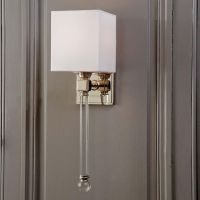 Regina Andrew Crystal Sconce | INTERIORS: Wall Sconces ...