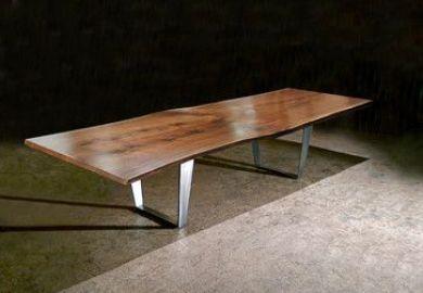 Jeffreygreene Com Live Edge Wood Slab Dining Tables