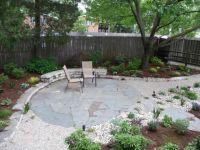 No Lawn Backyard | gardenscapes | Pinterest