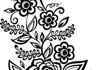 Top Paisley Flower Tattoo Tattoo S In Lists For Pinterest