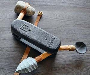 Stone Age Swiss Army Knife