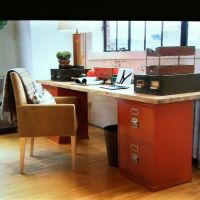 28 Brilliant Desk With File Cabinets | yvotube.com