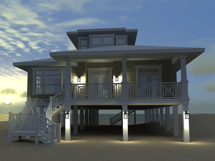 Beach House Renovation Design Ideas