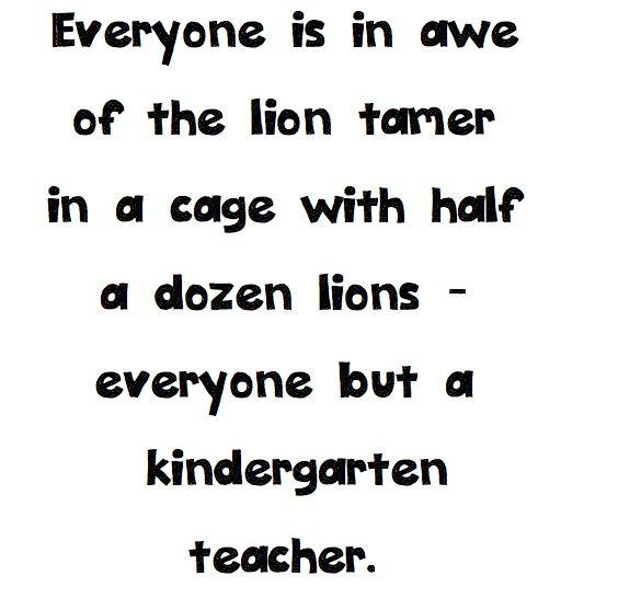 Quotes About Kindergarten. QuotesGram