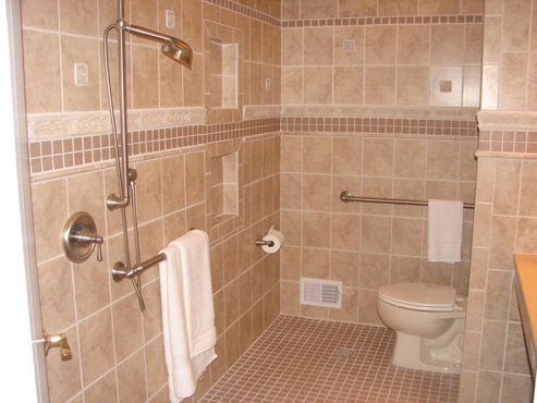 ADA compliant bathroom  bathroom  Pinterest
