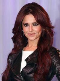 black cherry hair color | Hair Style | Pinterest