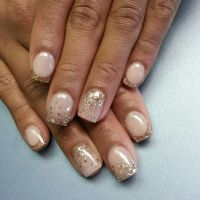 neutral ombre nails neutral ombre nails 17 best images ...