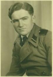 1940s military haircut