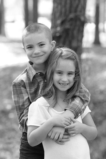 Image result for picture of a sister and a brother black
