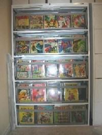 Comic Book Display