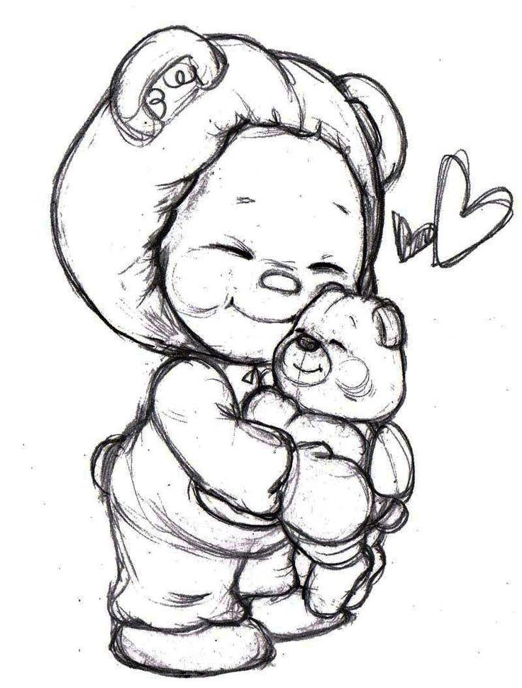 Bear Hug By Eurudite On Deviantart