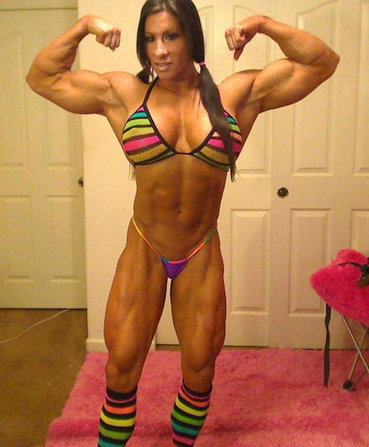 Angela Bassett Bodybuilding
