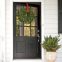 Farmhouse Detail: Oversize Front Door