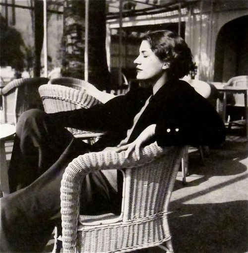 Lee Miller by Man Ray, France, 1930.
