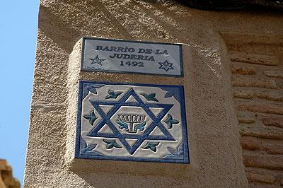 The Jewish neighborhood, Toledo