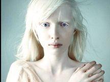 Nastya Zhidkova Via Tumblr Albino Beauty Portrait ...